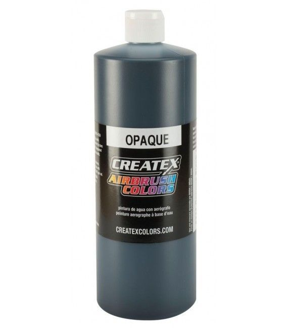960ml Createx Opaque Black