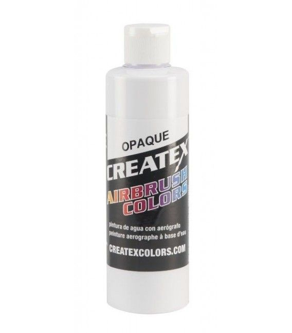 240ml Createx Opaque White