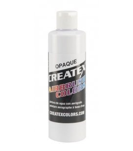 240ml Createx de color Blanc Opac