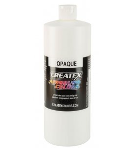 Paint Createx Opaque White - 960ml