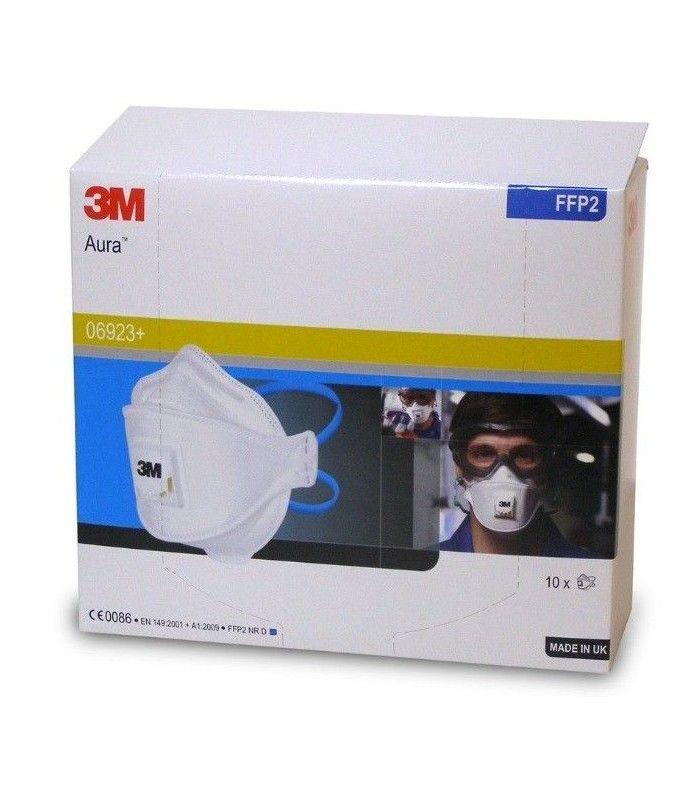 mascherina filtro 3m