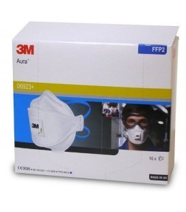 Masks Folding with 3M Filter - Box 10ud