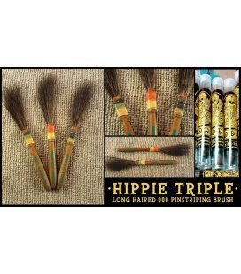 Pinsel Mack Hippie-Triple - 000 Nr.