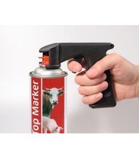 Ergonomic handle Spray