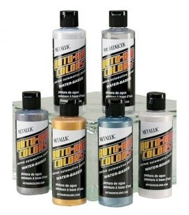 120ml Pinturas Auto Air Metalizadas