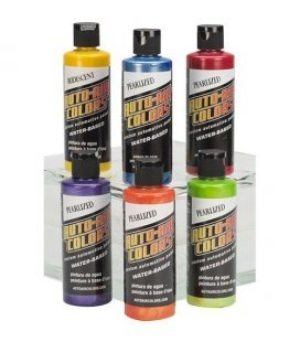 Automático Aire Cores Pearlized (120 ml)