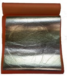 Book Silver leaf - Imitation (25 sheets)