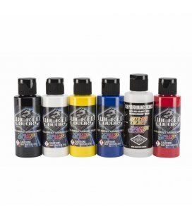 Set de Peintures Méchants Couleurs Createx (6ud x60ml)