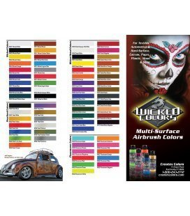 Wicked Colors, Createx (60ml)
