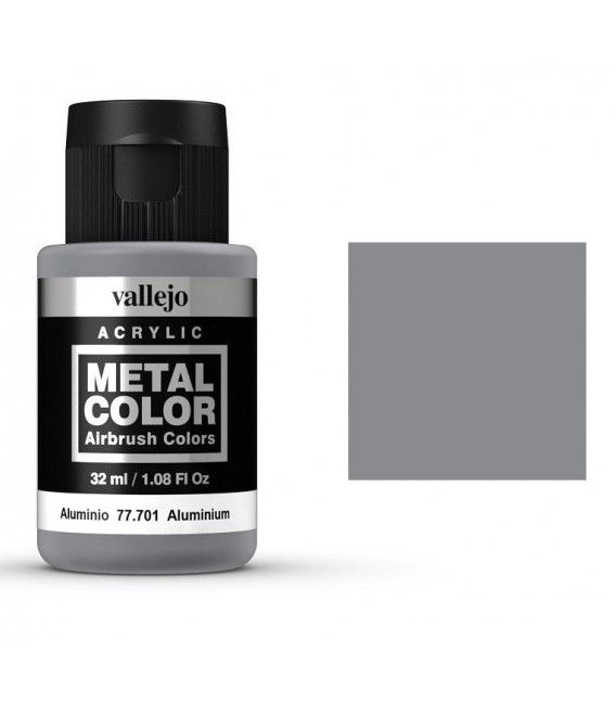 De Metal de Cor Vallejo 32ml (-25%)