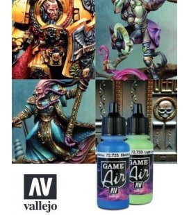 Pintar Xogo Air Vallejo (18ml)