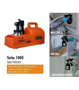 Turbina Dipinto Sagola Turbo 1000