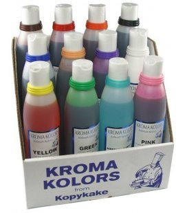 Set Of 12 Colouring Airbrush Kroma Kolor (-10%)