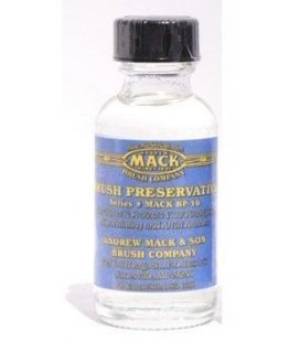 A Protective oil for Mack brushes pinstriping (50ml)