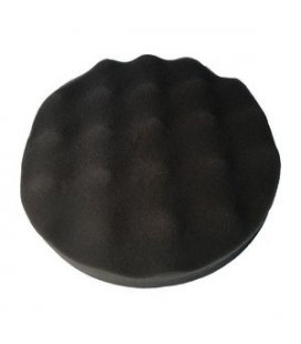 SOFT foam polishing wavy 7.5 cm