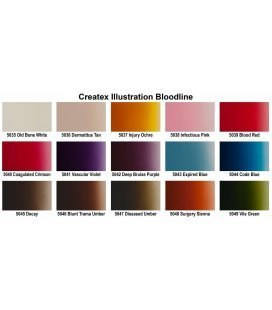 Pinturas Illustration Bloodline Createx (60ml)