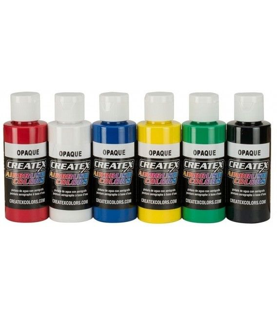 Packs Paints Createx