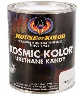 1L UK19 Scarlatto Candy doppio strato di House Of Kolor