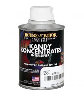 236ml Kandy Koncentrado KK07 Root Beer - HOK