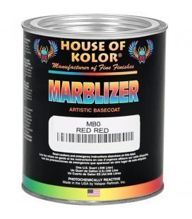 1L Pintura Efecto Marmol Rojo House Of Kolor