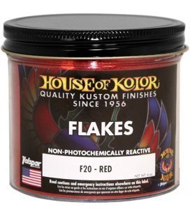 Glitter Flake House Of Kolor (Reacondicionamento 28gr)