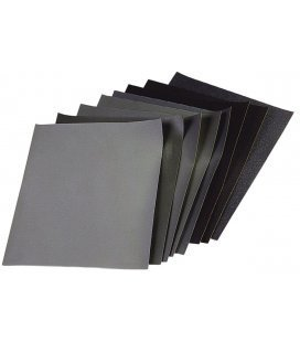 9ud. Kit paper Sheets of 3 types