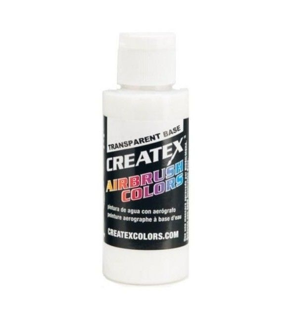 Transparente a Base Createx - 60ml