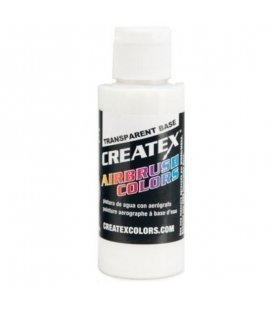 Base transparente Createx - 60ml
