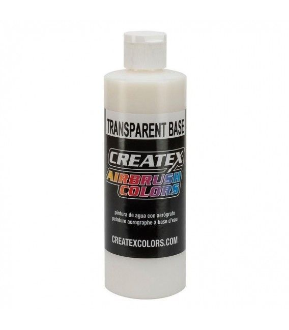 Base transparente Createx - 120ml