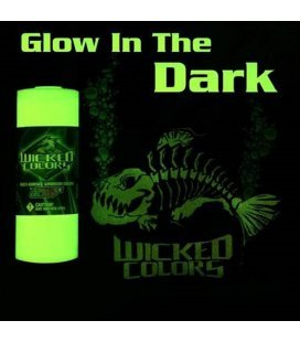 Pintura Fosforescente Wicked UV - 240ml