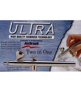 Airbrush Harder & Steenebck Ultra 2-in-1