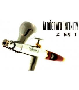 Aérographe Harder & Steenbeck Infinity 2-en-1