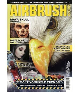 Magazine Airbrush Step By Step - 44