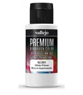 Priming Branco Vallejo Premium - 60ml