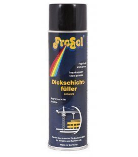 Spray XL Plataforma Universal Negro (500ml)