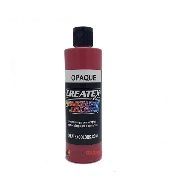 Paints Createx Red Opaque - 240ml