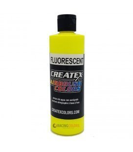 Paint Createx Fluorescent Yellow - 240ml