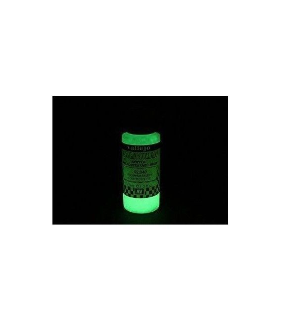 Paint Phosphorescent Premium Vallejo (200ml)