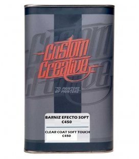 Verniz Soft Custom Creative C450 1,2 L