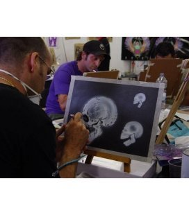38th Course Airbrushing Basic Intensive - 1 DECEMBER