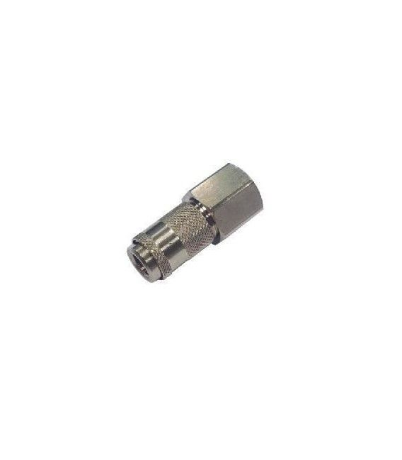 Connector Female Quick-to-1/8 Female