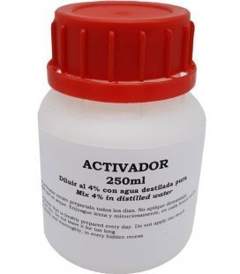 Activator for chrome 1/4