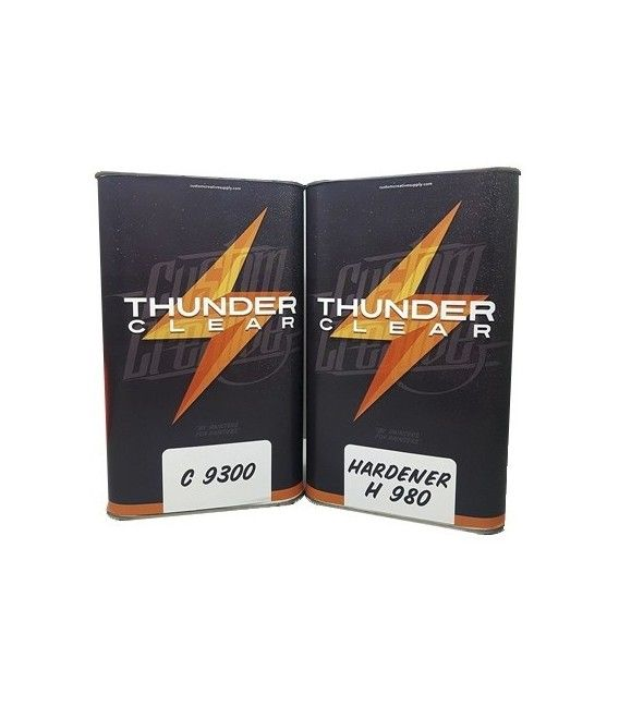Kit Verniz Rápido Thunder C9300 (2L) Custom Creative