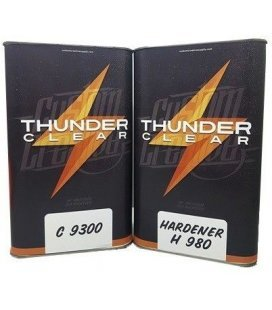 Kit Barniz Rápido Thunder C9300 (2L) Custom Creative