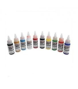 Set Pinturas Opacas Com Art - KIT A (28ml x 10ud)