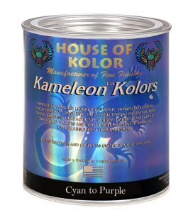 "Camaleon ""ORIGINALE"" AZZURRO al VIOLA KF02 House Of Kolor (1L)"