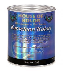 "Camaleon ""ORIGINAL"" AZUL a ROJO KF08 House Of Kolor (1L)"