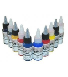 Set De Peintures Transp. / Opaque Com-Art KIT G (28 ml x 10ud)