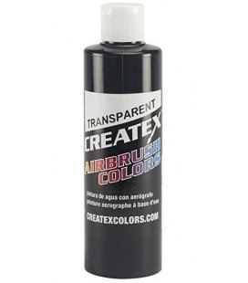 Pintura Createx Negre Transparent - 240ml