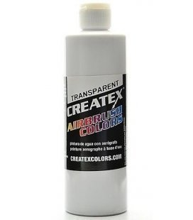 Paint Createx White Transaprente 240ml